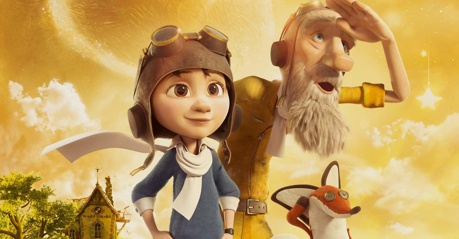 Le Petit Prince, l'aventure Saint-Exupéry